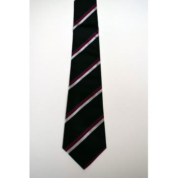 King's College Chetwynd  Society Striped Tie.