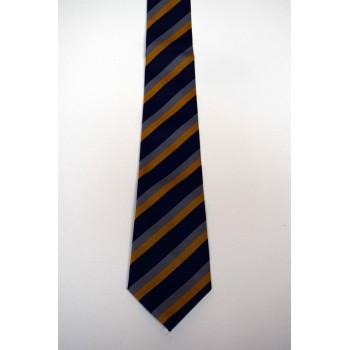 Newnham College Striped Tie
