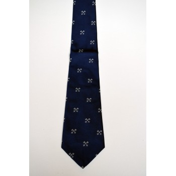 Peterhouse Crossed Keys Tie