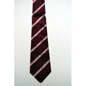 St. Catharine's College Striped Tie.
