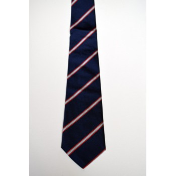 St. John's College Striped Tie.