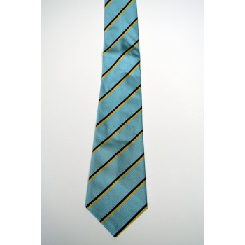 Selwyn College Logarithm Striped Tie