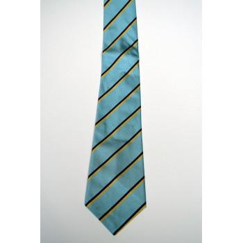 Selwyn College Logarithm Striped Tie