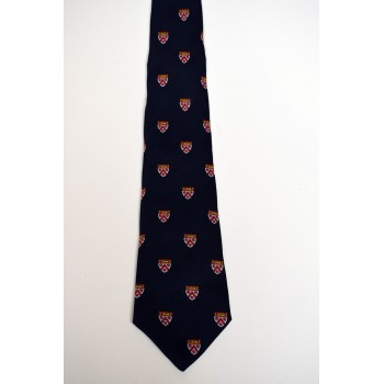Trinity College Crested Tie.