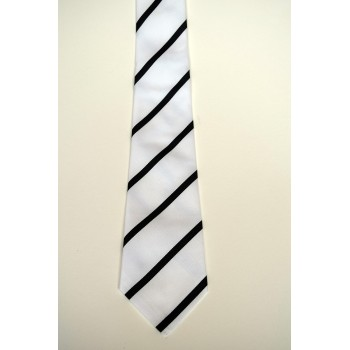 Trinity Hall Summer Striped Tie.