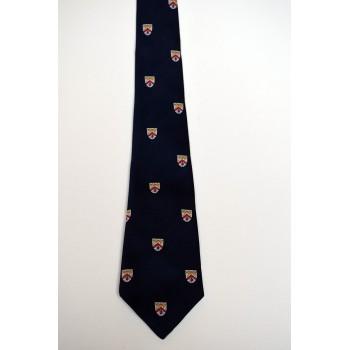Wolfson College Crested Tie.