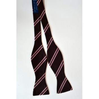 Churchill College Silk Bow Tie.