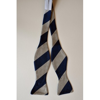 Peterhouse Silk Bow Tie.