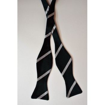 Queens' College Silk Bow Tie.