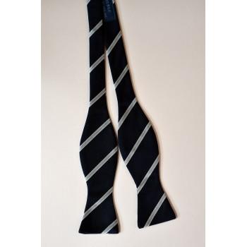 St. Edmund's College Silk Bow Tie.