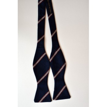 St. John's College Silk Bow Tie.