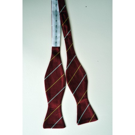 Wolfson College Silk Bow Tie.