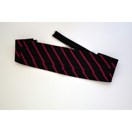 Downing College Cummerbund.