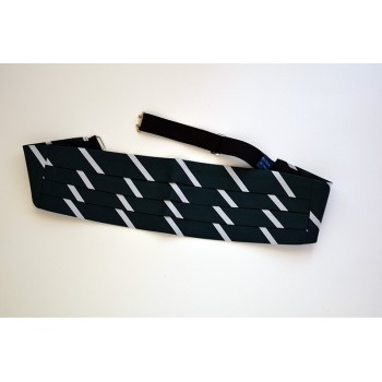 Queens' College Cummerbund.