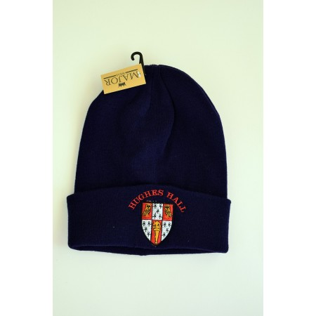 Hughes Hall Beanie Hat