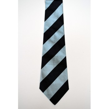 Gonville and Caius College Striped Tie