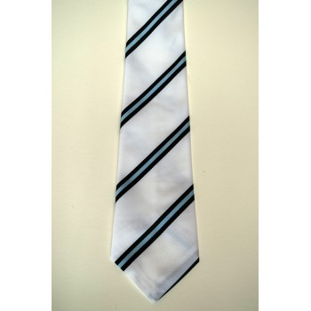 Gonville and Caius College Summer Striped Tie
