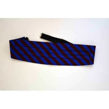 Sidney Sussex College Boat Club Cummerbund.