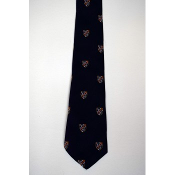 Churchill College Crested Tie.