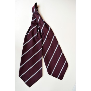 Christ's College Striped Cravat