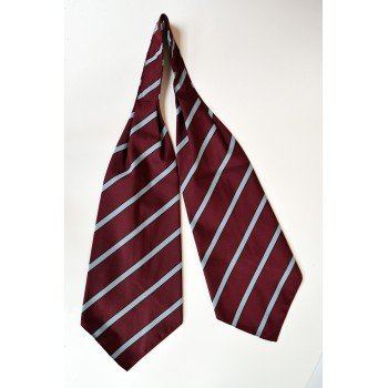 Fitzwilliam College Striped Cravat.