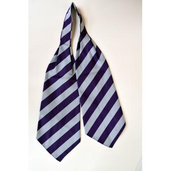 King's College Striped Cravat.