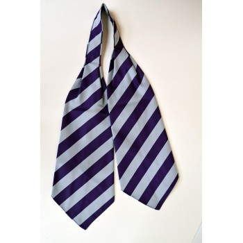 King's College Striped Cravat.