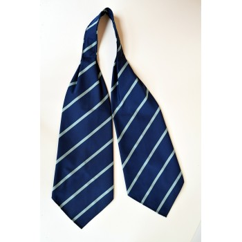 Pembroke College Striped Cravat.