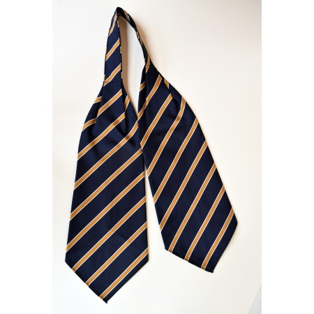 Robinson College Striped Cravat.
