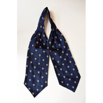 Pembroke College Crested Cravat.
