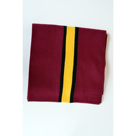 "Hawks Club ""Single track"" Scarf."