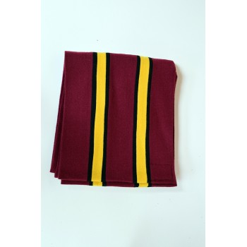 "Hawks Club ""Double track"" Scarf."