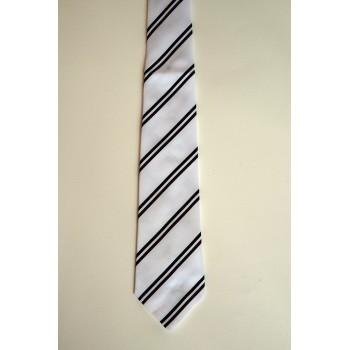 Christ's College Summer Striped Tie.