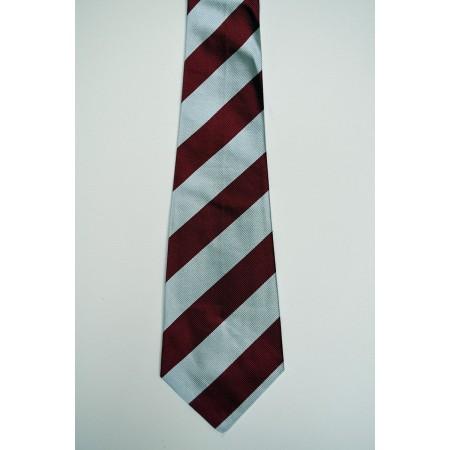 Corpus Christi College Striped Tie