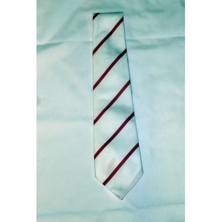 Corpus Christi College Summer Striped Tie