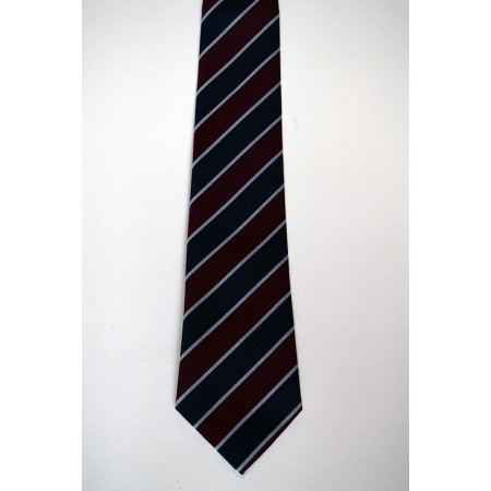 Christ's Marguerites Striped Tie.