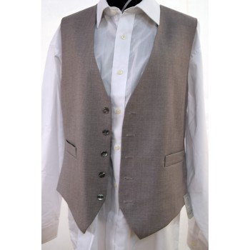 Morning Suit  Grey Waistcoat