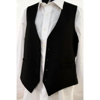 Morning Suit Navy Waistcoat