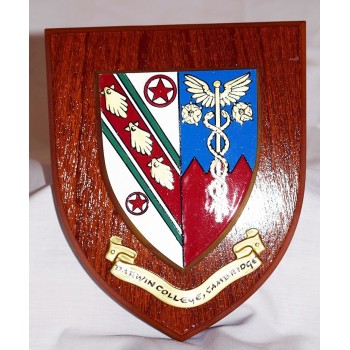 Darwin College Shield