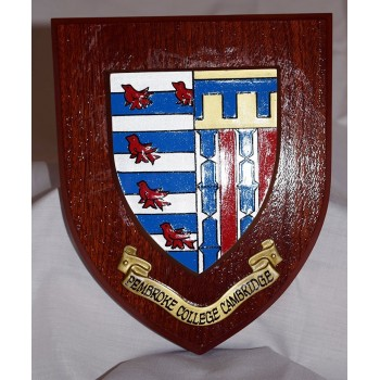 Pembroke College Shield