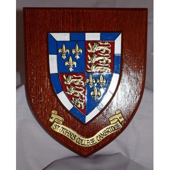 St Johns College Shield