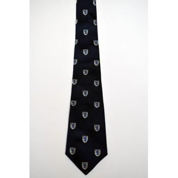Emmanuel College Crested Tie