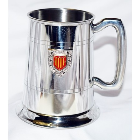 Peterhouse College Pewter Tankard