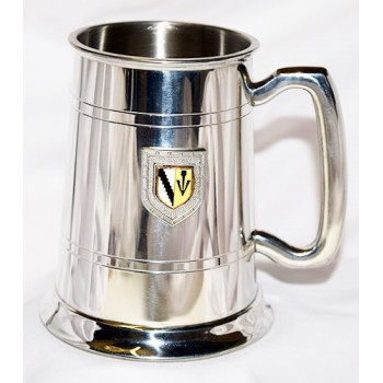 Sidney Sussex College Pewter Tankard