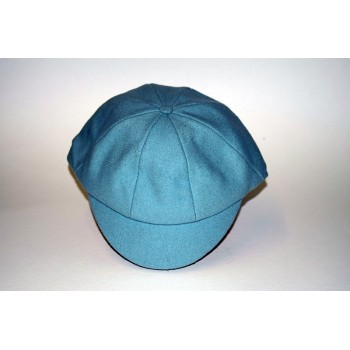Full Blue Cap (small peak)