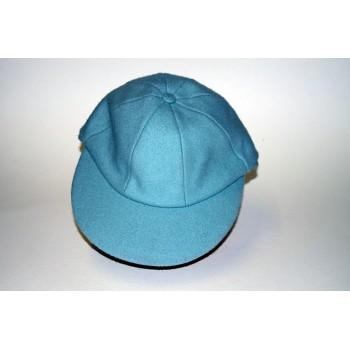 Full Blue Cap