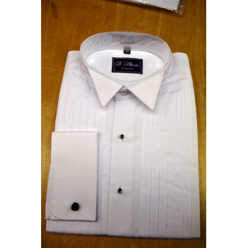 Dress Shirt Pleated
