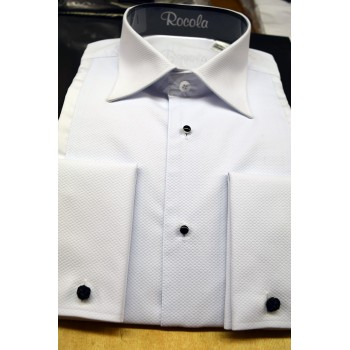 Dress Shirt Marcella Turned Down Collar
