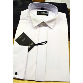 Dress Shirt Plain Fronted