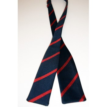 Sidney Sussex College Batswing Bow Tie